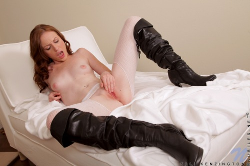 kali kenzington boots and pantyhose 03 also hired Toccara Jones,
