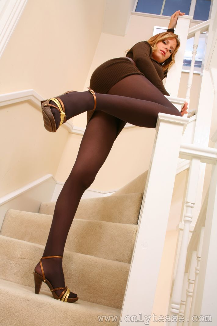 pantyhose and high heels page