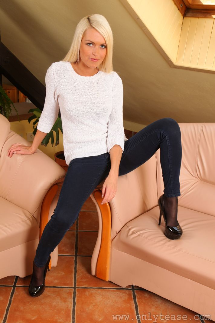 Everything, Jeans over pantyhose too happens:)