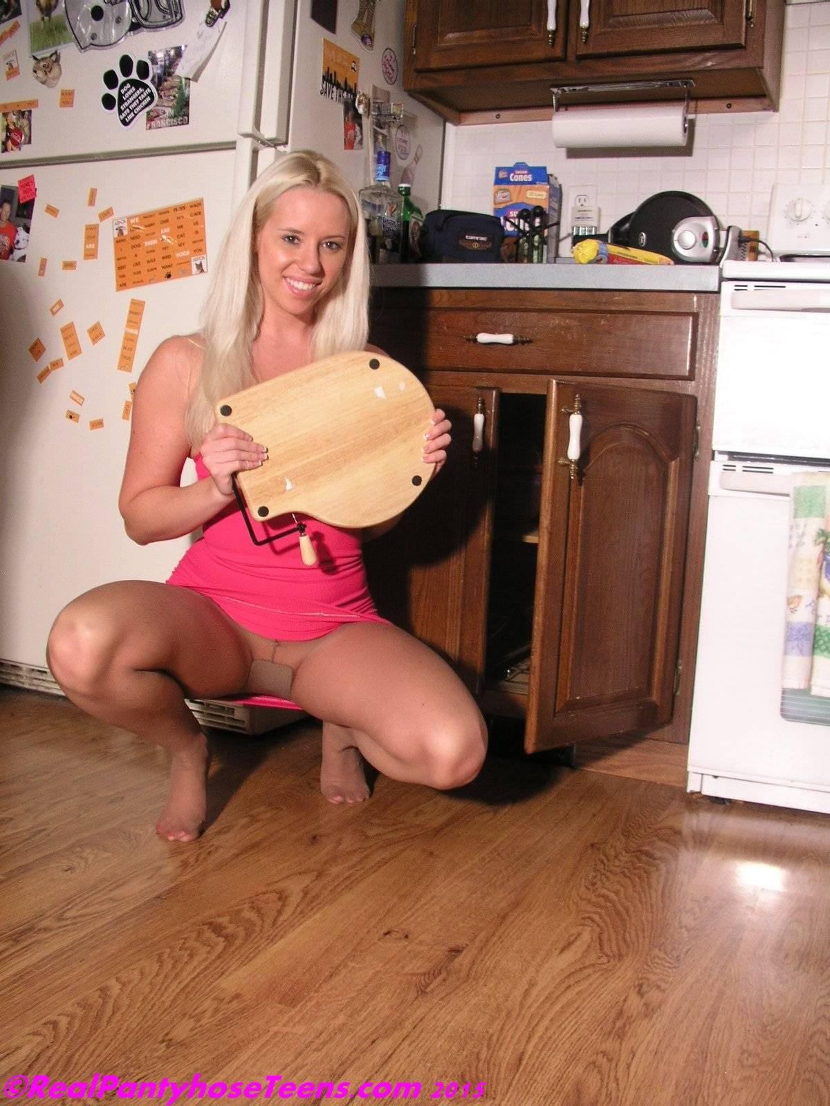 from Zayn sexy pantie hose teen