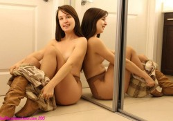 Real Pantyhose Teens Model Aeris