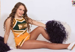 Zoligirls Angelica teen cheerleader