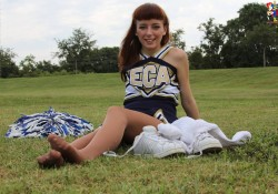 Zoligirls Lizzy Cheerleader Uniform