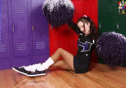 zoligirls sarah cheerleader pantyhose