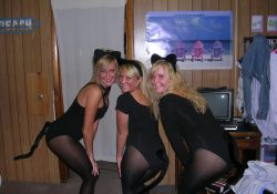 halloween pantyhose girls