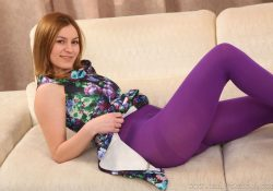 Only Tease Summer Pantyhose