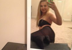 kelsey real pantyhose teens