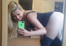 real pantyhose teens kelsey