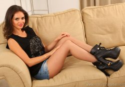 only tease adele taylor pantyhose