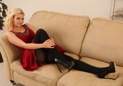 only opaques dolly pantyhose