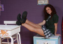zoligirls carissa schoolgirl pantyhose