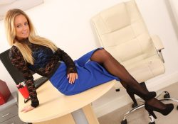 Only Secretaries Rachel H pantyhose