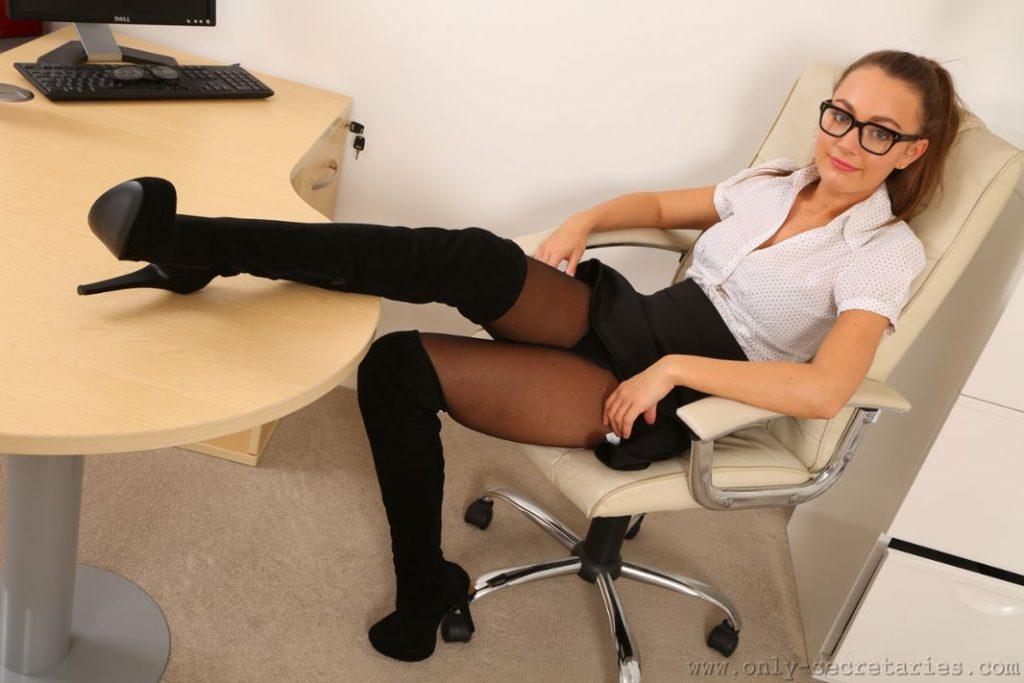 Only Secretaries Zofeya pantyhose