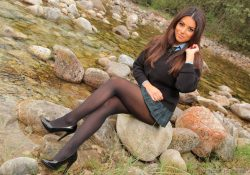 Only Opaques Charley S pantyhose