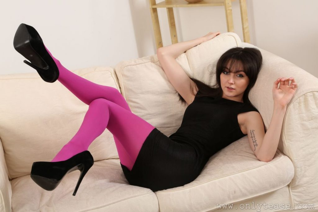 OnlyTease Millie P pantyhose