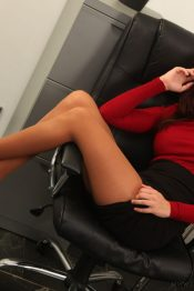 Only Secretaries Jo E pantyhose
