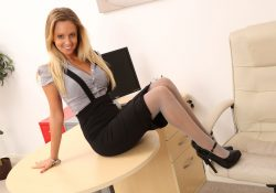 Only Secretaries Suzi pantyhose