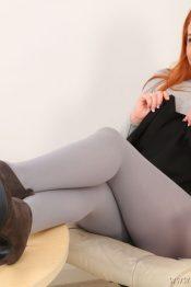 Only Opaques Kara Carter pantyhose