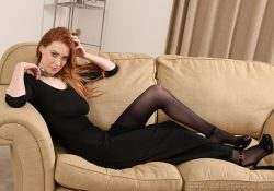 Only Tease Alice Brookes pantyhose