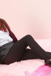 Only Tease Gina B schoolgirl pantyhose