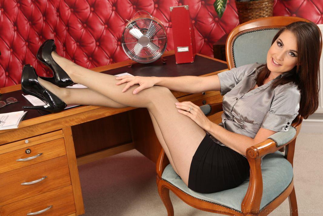Only Secretaries Petra V pantyhose