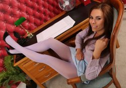 Only Opaques Maddy M pantyhose