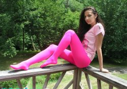Real Pantyhose Teens Bea