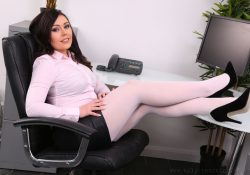 Only Secretaries Kacie pantyhose