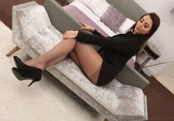 Only Secretaries Maria pantyhose