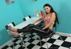 OnlyTease Celeste Hose Under Trousers