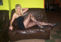 Amateur Blonde Pantyhose